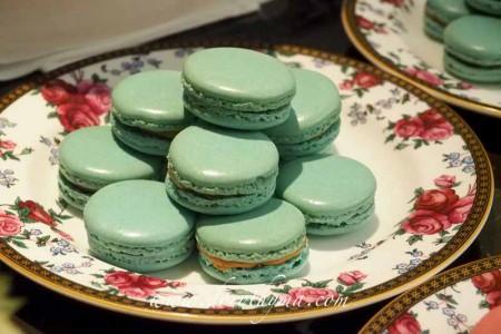 馬卡龍 - 瑪麗皇后花茶口味